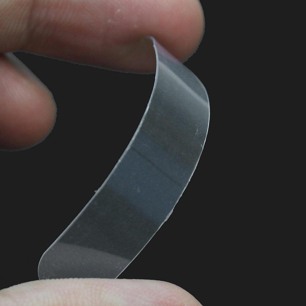 200pcs New Plastic Collar Stiffeners Stays Bones For Dress Shirt Men/'s Gift