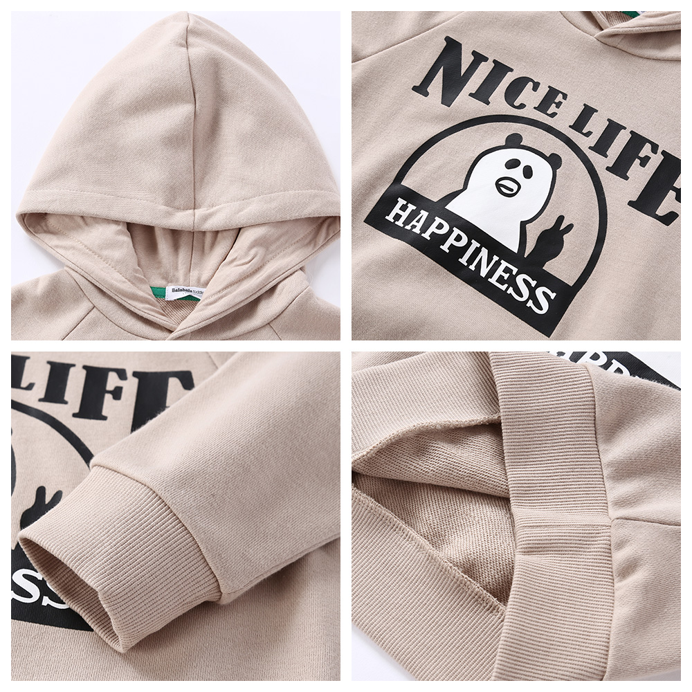 01fadf4eb2 balabala Sweatershirts For Children Boys 2018 New Autumn Boys Sports  Clothes Kids Korean Prints Cute Sweaters Casual Pullover