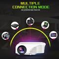 1800 Lumens Projector Cheap Full HD Mini Projector S320 HD HDMI pocket projector DDK