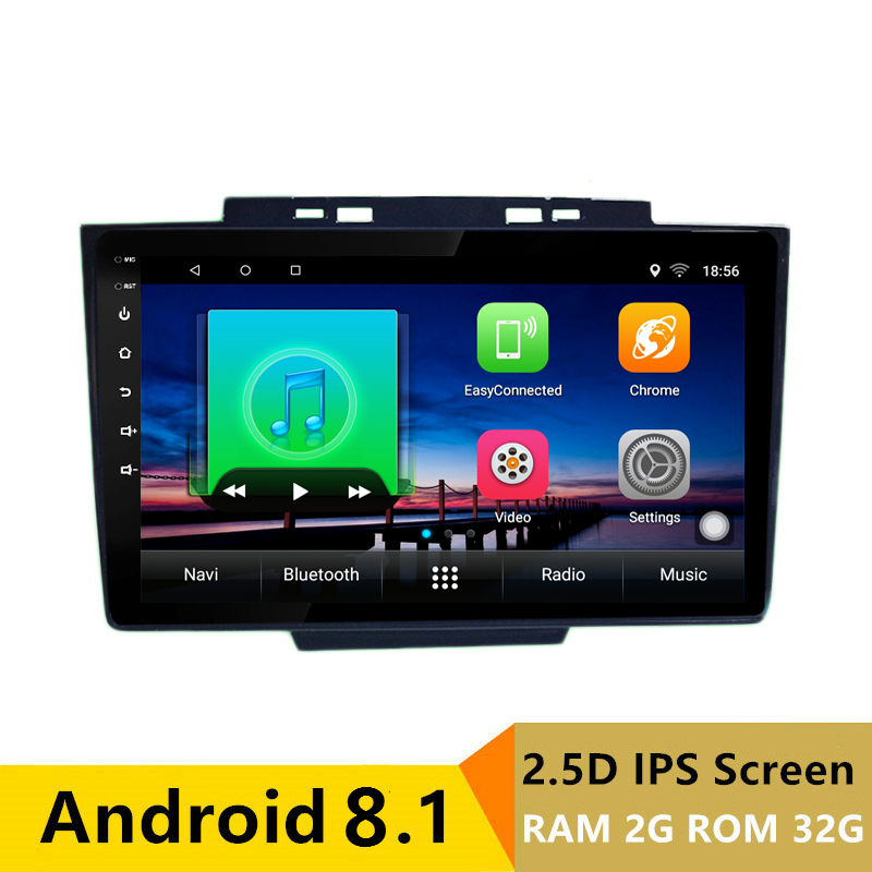 "9"" 2G RAM 32G ROM Android Car DVD Player GPS For Greatwall Haval Hover H5 H3 2013 2014-2018 audio car radio stereo navigation"
