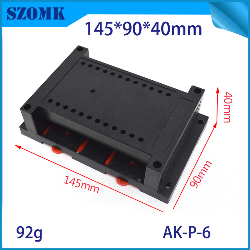 1 piece 145 90 40mm wall mount electronic plastic case abs rh aliexpress com