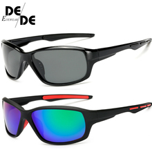 New Polarized Men Sunglasses Fashion Gradient Male Driving Glass UV400
