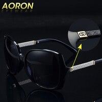 Luxury Brand Aoron Women Polarized UV400 Sunglasses For Women Driving Glass Female Original Famous Sun Glasses