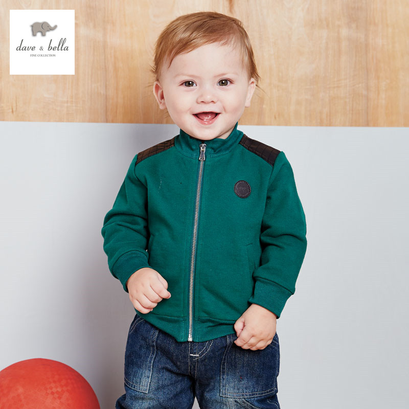 DB2784 dave bella spring autumn new baby boys cool coat infant clothes toddle coat boys outerwear kids jacket children outerwear baby children winter kids boys girls double side wear hoodie cloak baby clothes bebe poncho cape coat outerwear