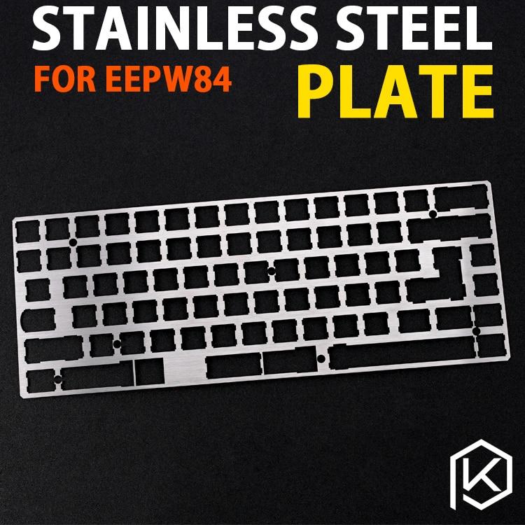 XD84 Eepw84 Stainless Steel Mechanical Keyboard Plate Support Stainless Steel  Plate For Eepw84 Xd84 Pcb 75%