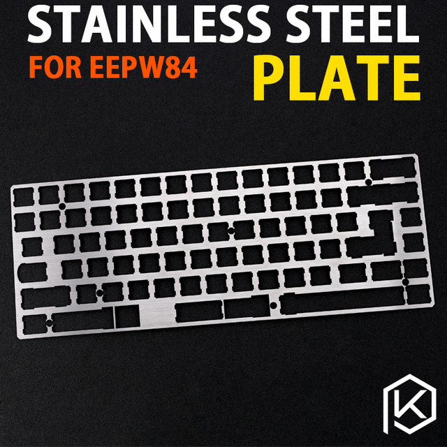aliexpress com buy xd84 eepw84 stainless steel mechanical keyboard