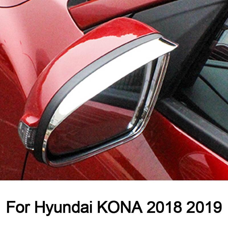 Tomefon For Hyundai Kona Encino 2018 2019 Abs Chrome Front: Aliexpress.com : Buy For Hyundai KONA Kauai Encino 2018
