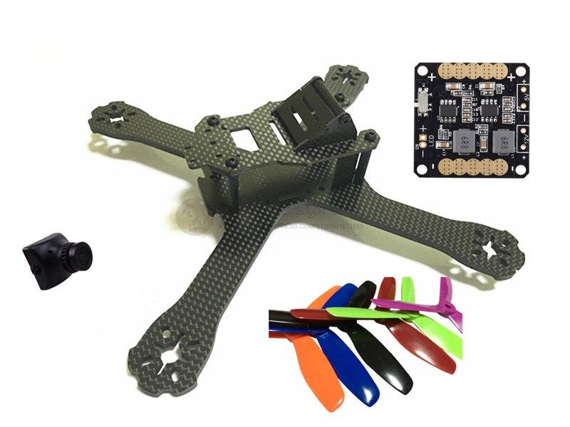 все цены на DIY FPV mini drone QAV-X 5