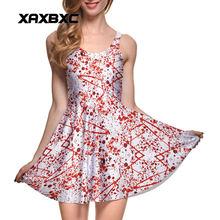 388e5808588d5 Popular Skater Dress Halloween-Buy Cheap Skater Dress Halloween lots ...