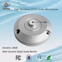 SIZHENG COTT-S7 high sensitivity -26dB aluminium alloy indoor CCTV audio surveillance device