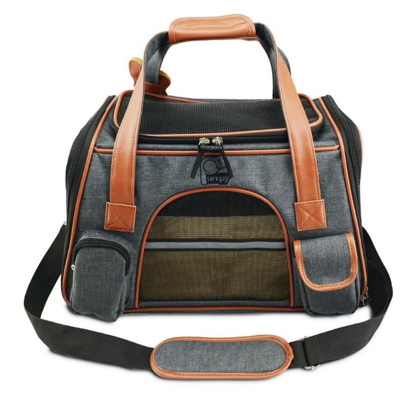 Breathable K9 Dog Backpack Carrier