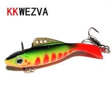 1pc Soft Lead Fish 6.3cm 12g Fishing Hard Bait Minnow Pesca Artificial Bait Crankbait Swimbait Vib Ice Spinner Fishing Lure
