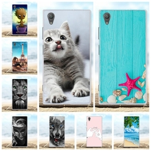 все цены на For Sony Xperia XA1 Plus Case Soft TPU Silicone For Sony Xperia XA1 Plus Cover Animal Patterned For Sony Xperia XA1 Plus Funda онлайн