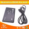 125KHz RFID ID Card TK4100(EM4100) Decimal USB Reader