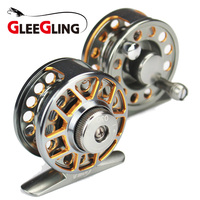 High Quality Aluminum Fishing Reel Wheel 2000/3000/5000 Series Ice Fly Fish Reel Maximumcatch lurekiller reel