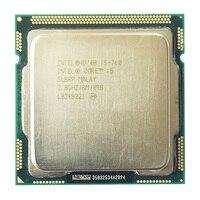 Intel Core i5 760 Processor 2.8 GHz 8MB Quad core Cache Socket LGA1156 45nm Desktop CPU i5 760