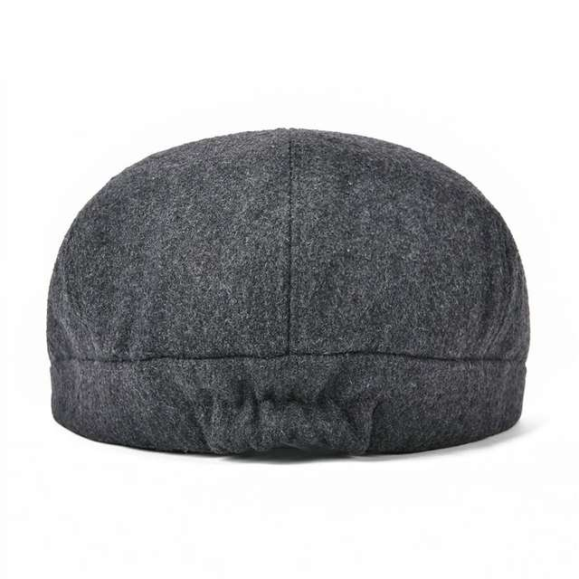 b1a0bf30 VOBOOM Women Men Woolen Newsboy Cap 8 Panel Country Baker Boy Ivy Flat Cap  Beret Hats Tweed Boina 111-in Berets from Apparel Accessories on  Aliexpress.com ...