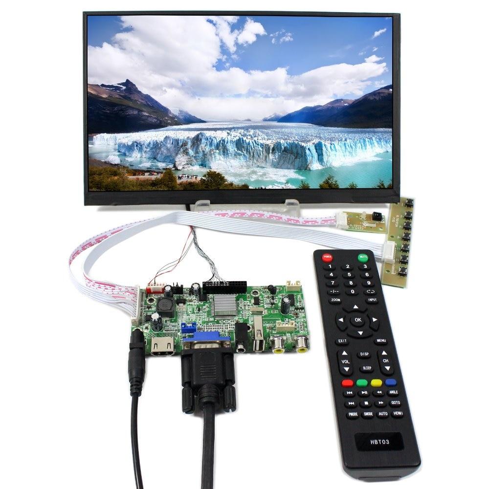 HDMI VGA AV Audio USB LCD Controller Board 10.6