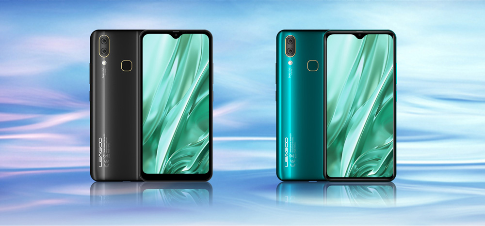 "HTB1QRDOXQH0gK0jSZPiq6yvapXaP LEAGOO S11 4GB 64GB Mobile Phone Android 9.0 6.3"" Waterdrop Display Helio P22 Octa Core 13MP Dual Camera Fingerprint Smartphone"
