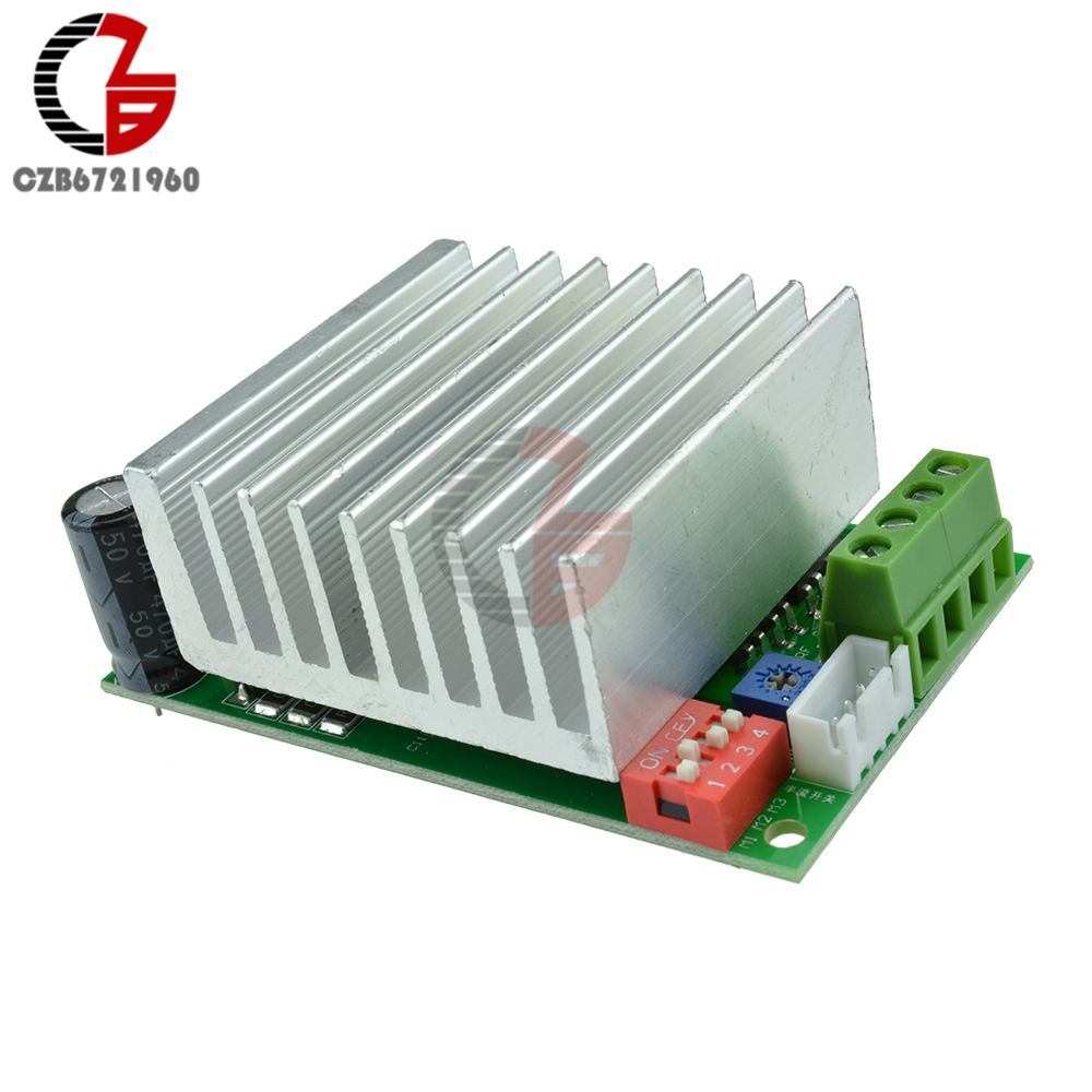 NEW TB6600 4.5A CNC Single-Axis Stepper Motor Driver Board ControllerNEW TB6600 4.5A CNC Single-Axis Stepper Motor Driver Board Controller