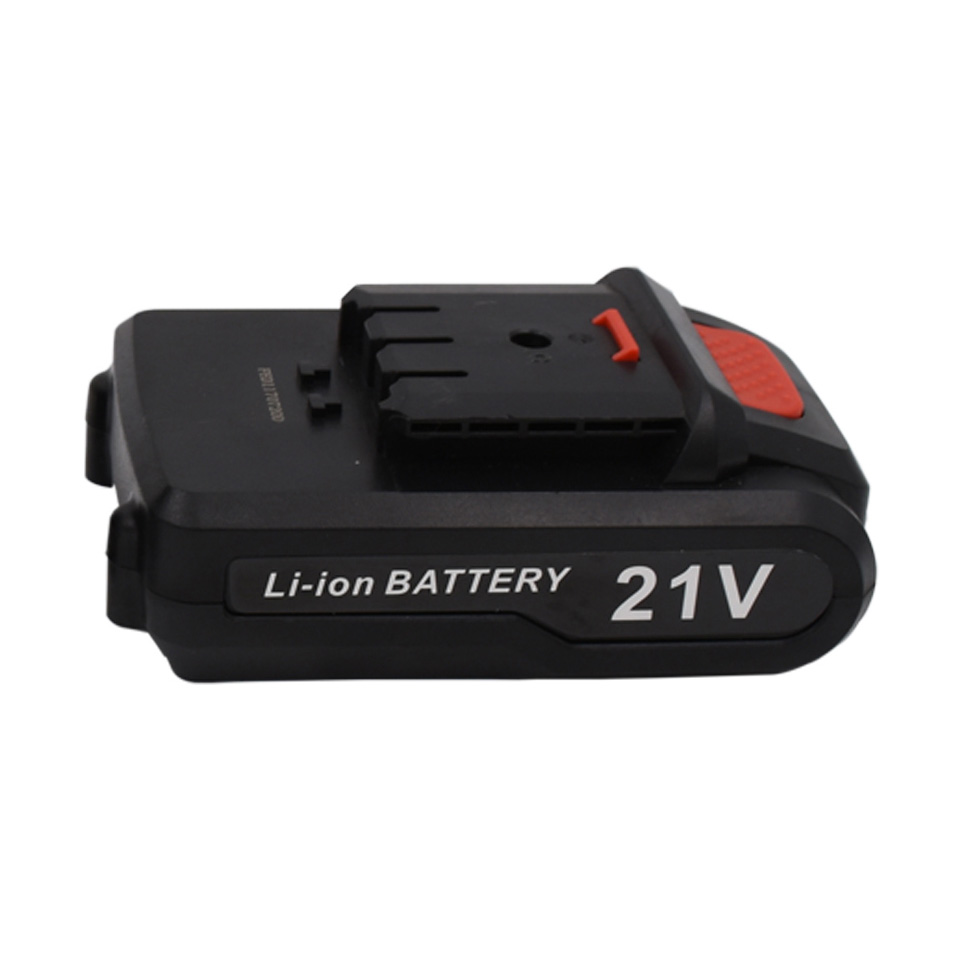 21V/12V Cordless Electric Screwdriver Rechargeable Lithium Battery For Electric Screwdrivers Drill Power Tools Accessories 4 8v mini electric screwdriver drill rechargeable cordless screwdrivers lithium battery household diy tools sets