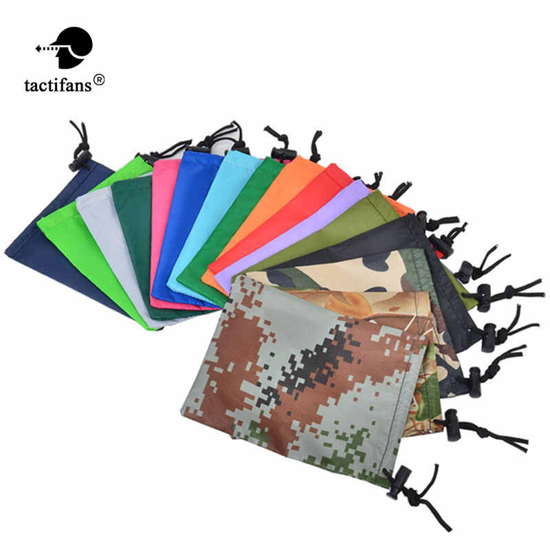 Tactifans  Organizer Bag Fits 20-80L Backpack Rain Cover Portable Waterproof Anti-tear Dust Proof Anti-UV Camouflage 16 Colors