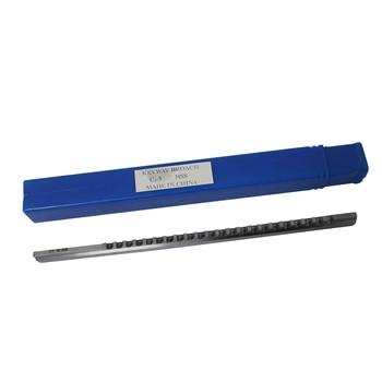 5mm Keyway Broach C1 Push-Type Metric Size with Shim C1/5 HSS Keyway Broach Cutting Tool for CNC Machine