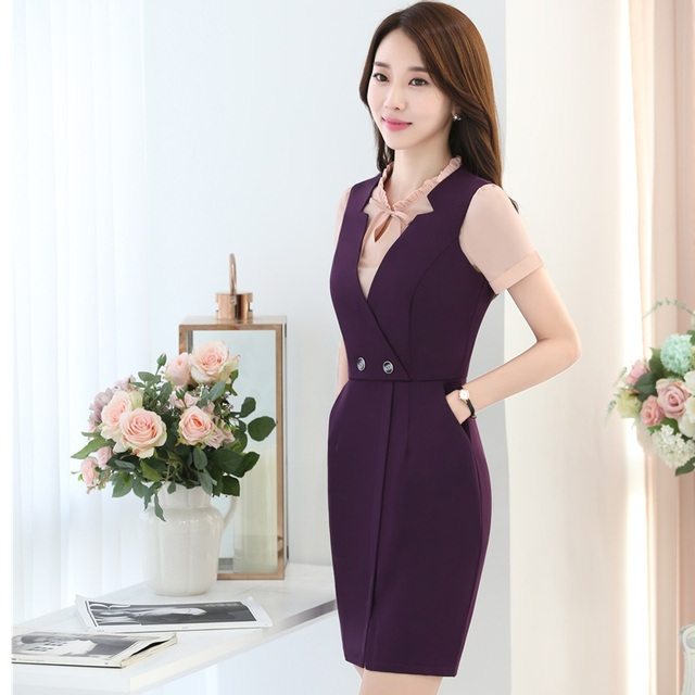 New Arrival Formal Professional Business Women Work Wear Suits With
