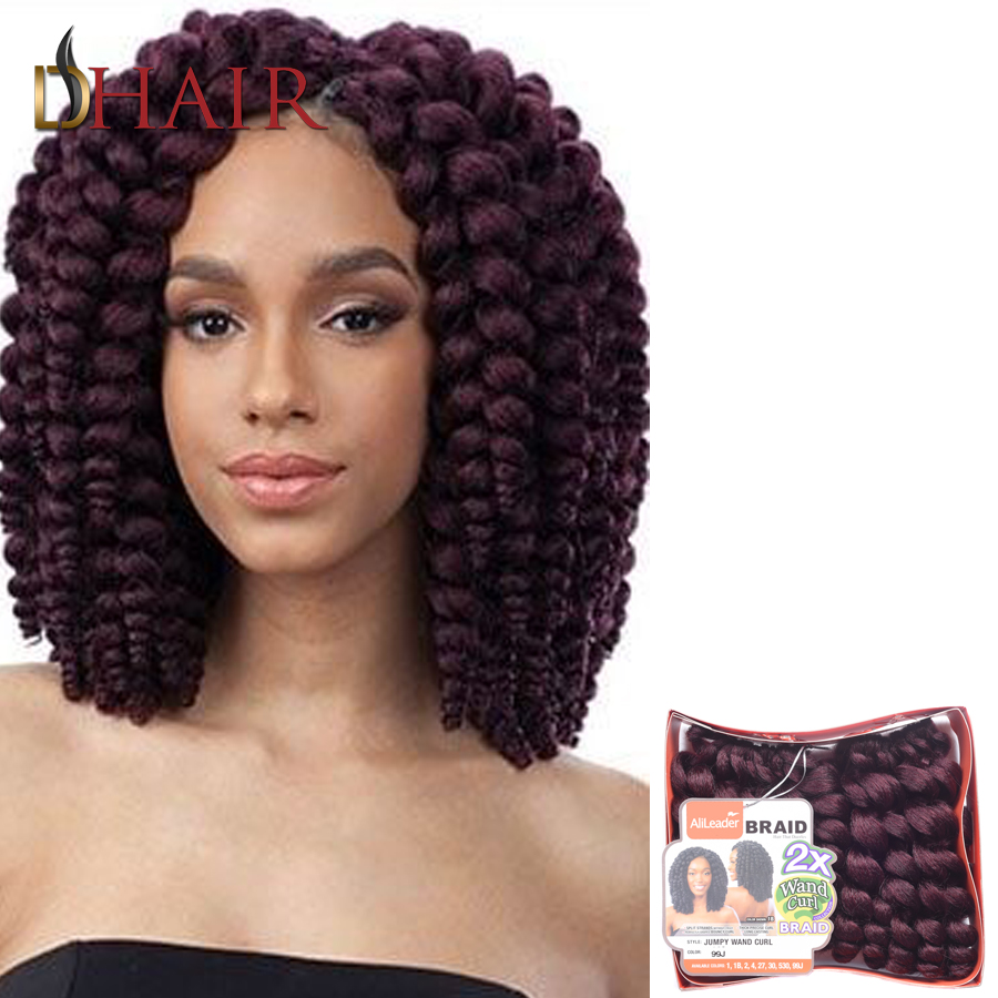 Jamaican Bounce Crochet Hair Styles : ... Twist Jumpy Wand Curl Jamaican Bounce Braid Hair Extension View Image