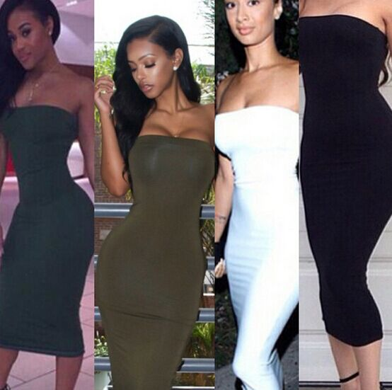 2015 nouvelle mode sexy discothèque dress vente chaude bretelles dress femmes de hanche mince paquet dress blanc/marine bleu/noir/vert