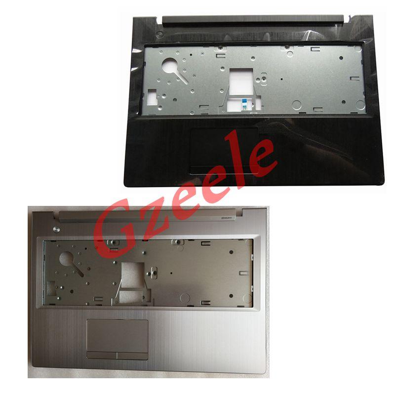 GZEELE NEW For Lenovo Ideapad G50-70 G50-80 G50-30 G50-45 Z50-70 Z50-30 Z50-80 Palmrest Topcase Upper Cover Keyboard Bezel