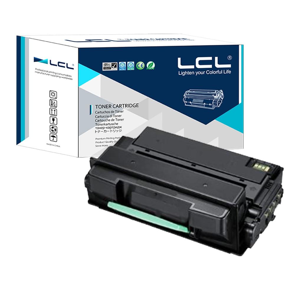 LCL MLT-D305L MLTD305L D305 305L 305  (1-Pack) Black 7000 pages Toner cartridge Compatible for Samsung  ML-3750ND/3753ND