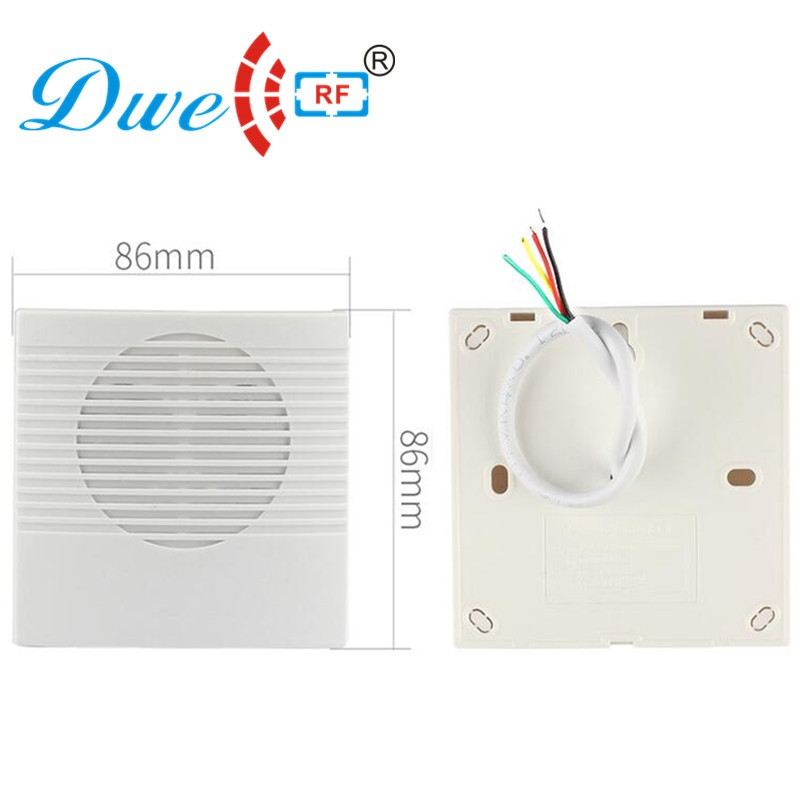 12V door bell chime doorbell wired ding dong bell for access control system семейные футболки ding dong 505 15