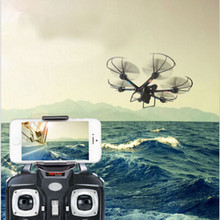 MJX X601H Rc Helicopter  WIFI APP operation 3D Flip & Roll Headless Altitude Hold flight Plan mode FPV 0.3MP HD Camera RC toys