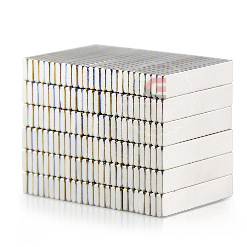 50pcs Strong Rare Earth Bar...