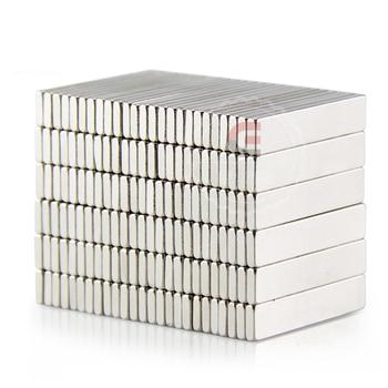50pcs strong rare earth bar neodymium magnets n50 25x5x1 5mm permanet customizable magnet.jpg 350x350