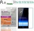 Aierwill Протектор Экрана Для THL T6C HD Clear Защитная Пленка 9 H + 2.5D Против Взрывов Для THL T6S T6C THL T6 Pro Закаленное стекла