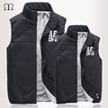Winter Cotton Padded Sleeveless Vest For Men And Women Plus Thick Velvet Solid Color Hooded Vest Coat Waistcoat Thick Vest 2016