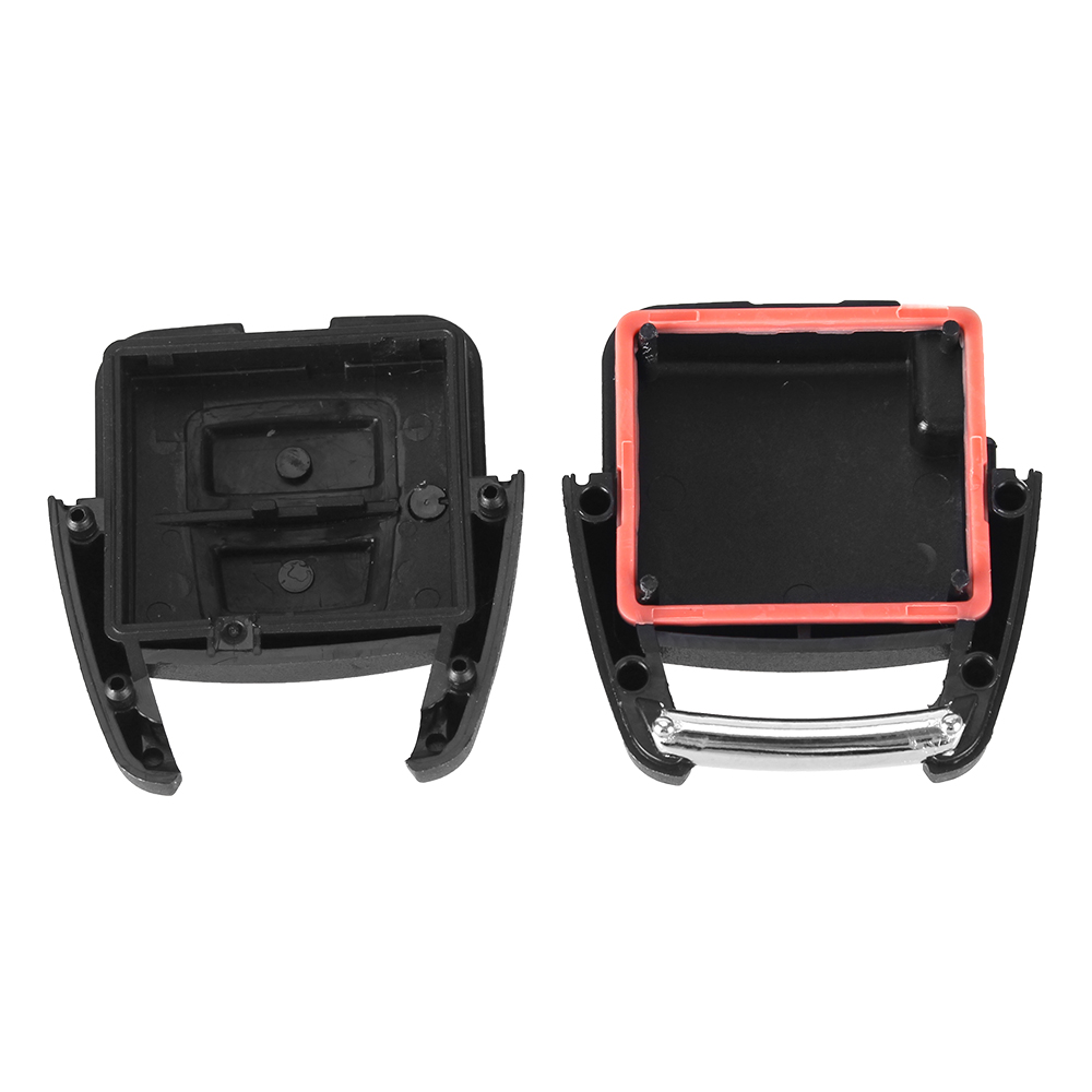 Case Tasti chiave perOpel Astra Zafira Omega Vectra No Chip Uncut Blade Car Key Case Fob Car Cover 1