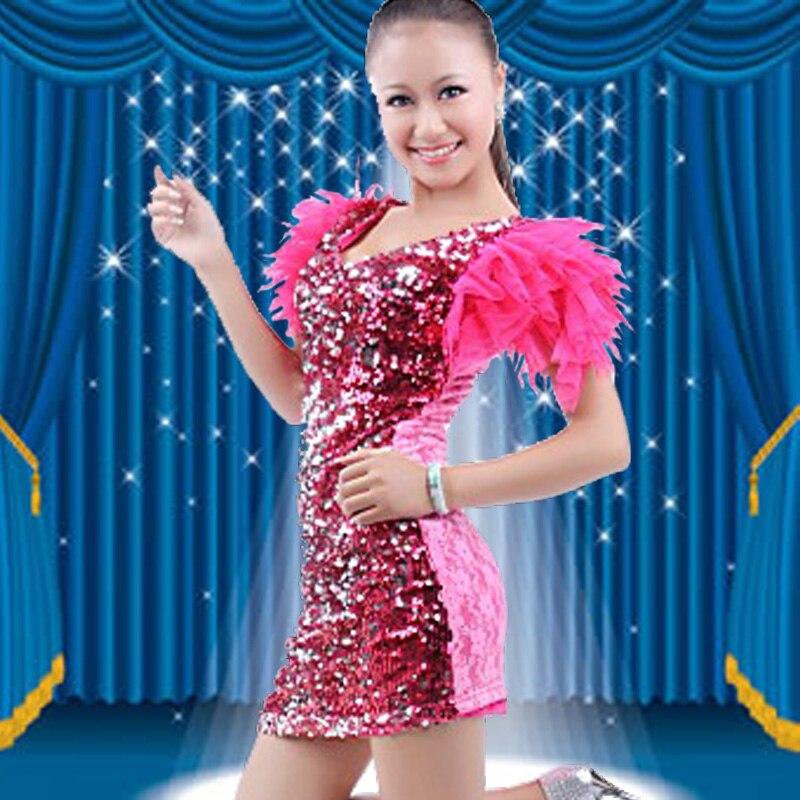 Promoción de Traje De La Danza Con Plumas - Compra Traje De La Danza ...