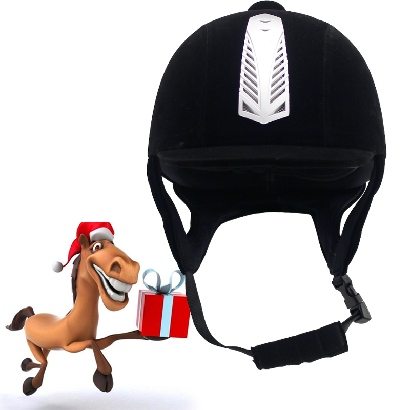 OSHOW For Child Riding For Horses Racing Equestrian For 54cm-56cm Head Outdoor Sports Kids Safety Helmet Equestrian Riding