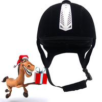OSHOW For Child Riding For Horses Racing Equestrian For 54cm 56cm Head Outdoor Sports Kids Safety Helmet Equestrian Riding