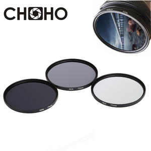 ND-FILTER ND8 Sony Camera ND4 Nikon ND2 Neutral Photography 58MM 67MM 62MM 52MM Canon