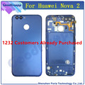 Мобильный телефон  корпус для Huawei Nova 2  задняя крышка  чехол  задний корпус  новый аккумулятор  дверь  задняя крышка  корпус  чехол для Huawei Nova 2