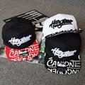 2016 New Fashion Street Snapback Hats Black Cotton Hip Hop Cap For Men Women Sports Leisure Hat Baseball Cap