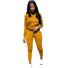 Hoodies Long Sleeve Jumpsuits Women Hollow Out Cut Out Two Piece Set Hole Jumpsuit Woman Casual Jumpsuits Plus Size S-XXXL two tone cut out chain bag