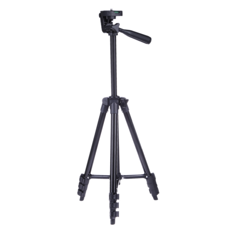 Alloet 360 Degree Swivel Professional Aluminum Camera Phone Table Clip Tripod Stand Holder Mini Air Pro For Iphone Ipad Samsung Careful Calculation And Strict Budgeting