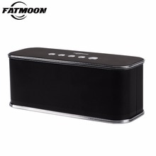 Фотография FATMOON D20 Bluetooth Speaker Portable Wireless Speaker bluetooth receiver Music sound altavoz For xiaomi iphone Samsung phones