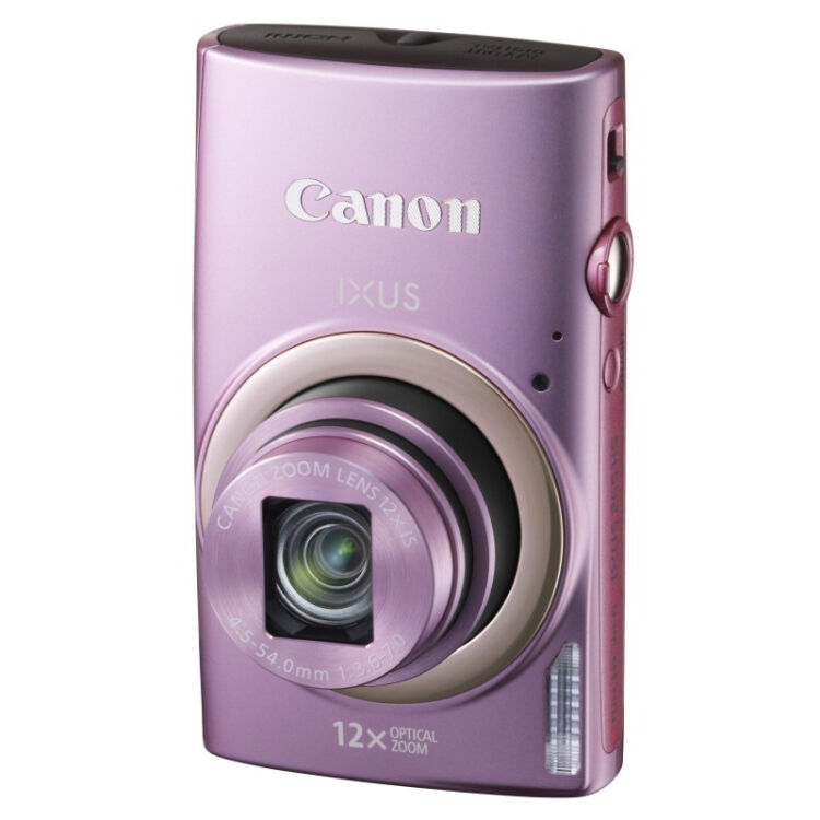 HTB1QRKyQFYqK1RjSZLeq6zXppXaD USED Canon IXUS 265 HS 16.0MP Digital Camera WIFI NFC IS 12x Optical Zoom + 8GB Memory Card Suite Fully Tested