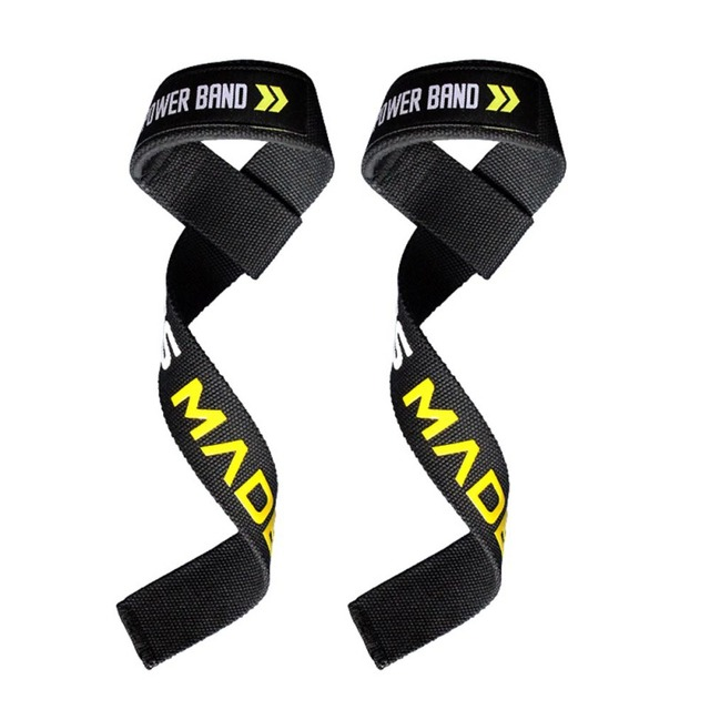 Aolikes From USA Hand Wrist Belt 1Pair Support Brace band Gym Straps Weight Lifting